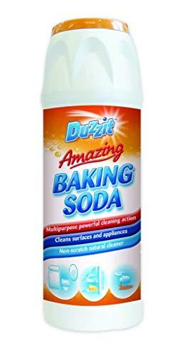 Limpiador multiusos para el hogar a base de bicarbonato de sodio